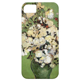 Van Gogh Rose In A Vase Barely There iPhone 5 Case