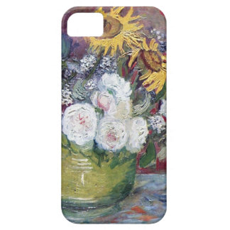Van Gogh Roses And Sunflowers iPhone 5 Covers