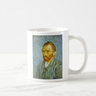 Van Gogh s Self Portrait Mug