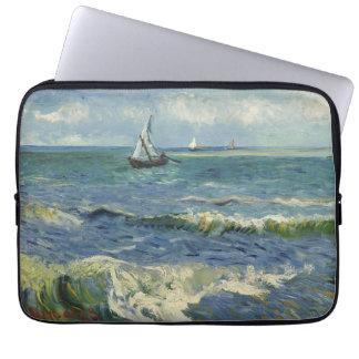 Van Gogh Seascape at Saintes Maries de la Mer Computer Sleeves