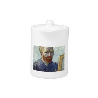 Van Gogh Self Portrait.