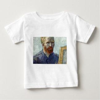 Van Gogh Self Portrait. Baby T-Shirt