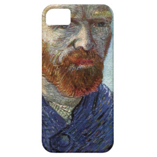 Van Gogh Self Portrait. Barely There iPhone 5 Case