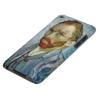 Van Gogh Self-Portrait Barely There iPod Cases