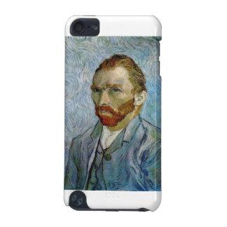 Van Gogh Self-Portrait iPod Touch 5G Case