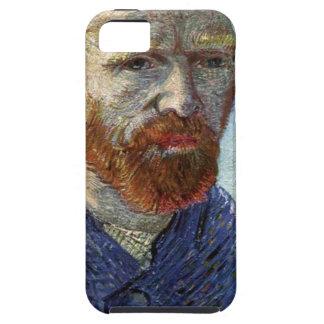 Van Gogh Self Portrait. Case For The iPhone 5