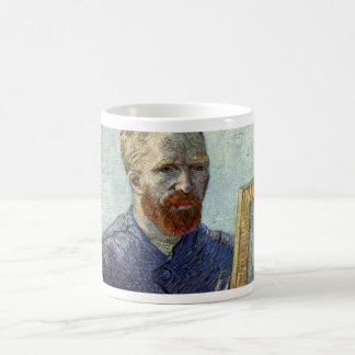 Van Gogh Self Portrait. Coffee Mug