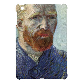 Van Gogh Self Portrait. Cover For The iPad Mini