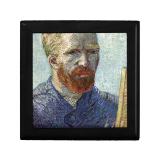 Van Gogh Self Portrait. Gift Box