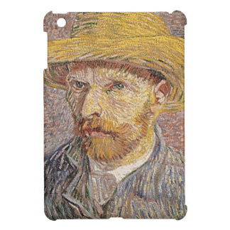 Van Gogh self portrait iPad Mini Covers