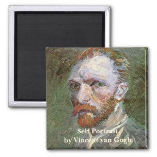 Van Gogh Self Portrait Magnets