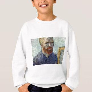 Van Gogh Self Portrait. Sweatshirt