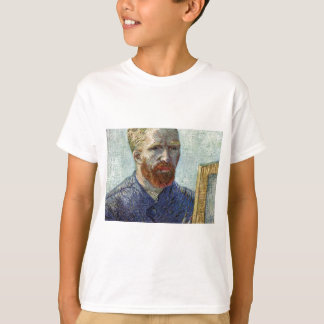 Van Gogh Self Portrait. T-Shirt