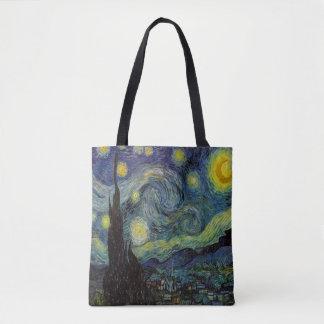 Van Gogh Shopping Bag