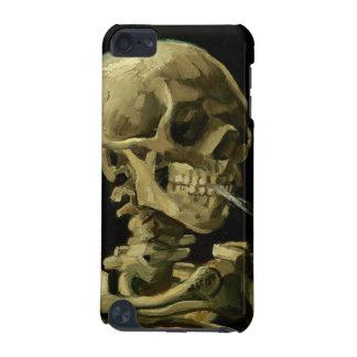 Van Gogh | Skull with Burning Cigarette | 1886 iPod Touch 5G Case