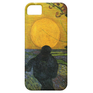 Van Gogh Sower With Setting Sun iPhone case iPhone 5 Cases