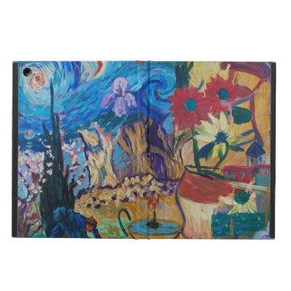 Van Gogh Spirit Case For iPad Air