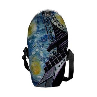 Van Gogh Starry Night Bag Commuter Bag