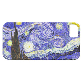 Van Gogh Starry Night iPhone 5 Cover