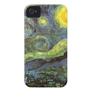 Van Gogh: Starry Night iPhone 4 Cover