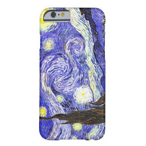 Van Gogh Starry Night iPhone 6 Case