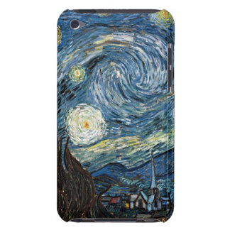 Van Gogh Starry Night iPod Touch Case