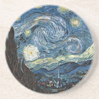 Van Gogh Starry Night Coaster