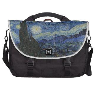 Van Gogh Starry Night Commuter Bag