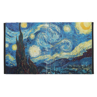Van Gogh Starry Night iPad Cases