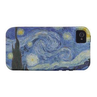 Van Gogh - Starry Night iPhone 4/4s Case