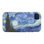 Van Gogh Starry Night iPhone 4 Case
