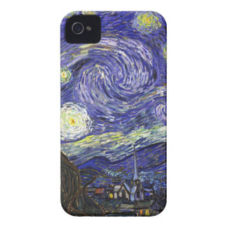 Van Gogh Starry Night iPhone 4 Covers