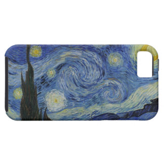 Van Gogh - Starry Night iPhone 5 Case