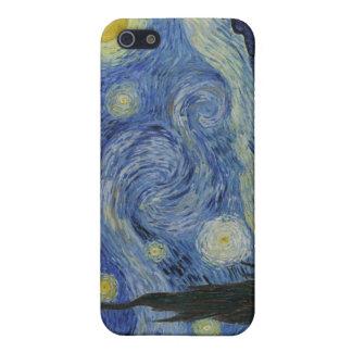 Van Gogh Starry Night iPhone 5 Cover