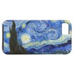 Van Gogh Starry Night iPhone 5 Covers