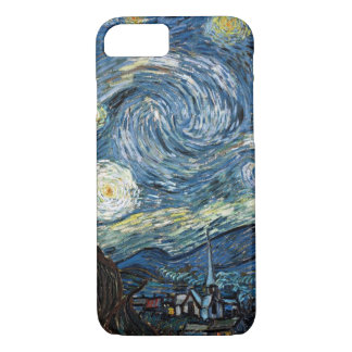 Van Gogh Starry Night iPhone 7 Case