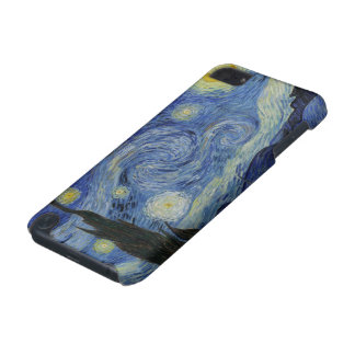 Van Gogh Starry Night iPod Touch 5G Cases