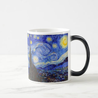 "Van Gogh, ""Starry Night"" Magic Mug"
