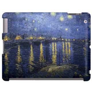 Van Gogh | Starry Night Over The Rhone | 1888