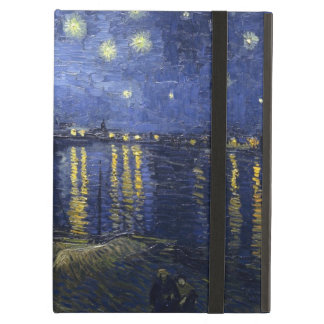 Van Gogh Starry Night Over The Rhone Cover For iPad Air