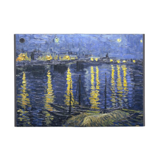 Van Gogh: Starry Night over the Rhone Cover For iPad Mini