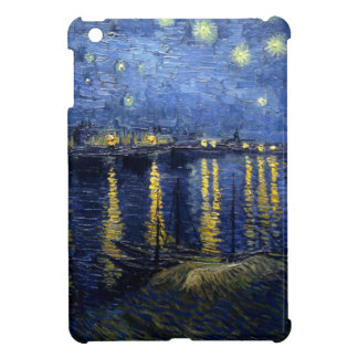 Van Gogh: Starry Night Over the Rhone Cover For The iPad Mini