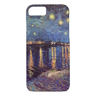 Van Gogh Starry Night Over the Rhone, Fine Art iPhone 7 Case