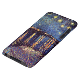 Van Gogh Starry Night Over the Rhone, Fine Art iPod Touch Cases