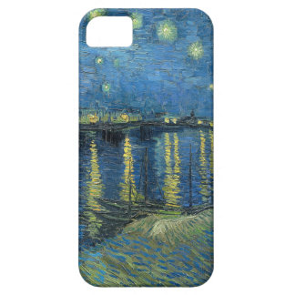 Van Gogh: Starry Night Over the Rhone iPhone 5 Cover