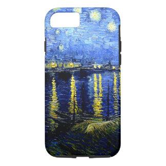 Van Gogh - Starry Night over the Rhone iPhone 8/7 Case