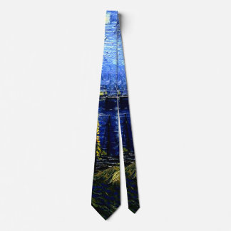 Van Gogh - Starry Night over the Rhone Tie