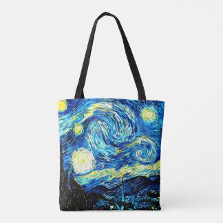 Van Gogh - Starry Night Tote Bag
