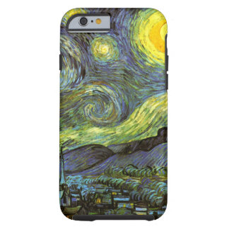 Van Gogh: Starry Night Tough iPhone 6 Case