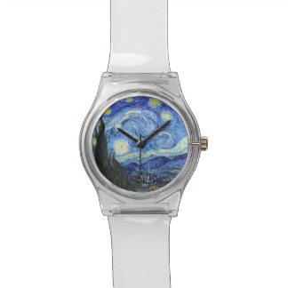 VAN GOGH Starry Night Watch